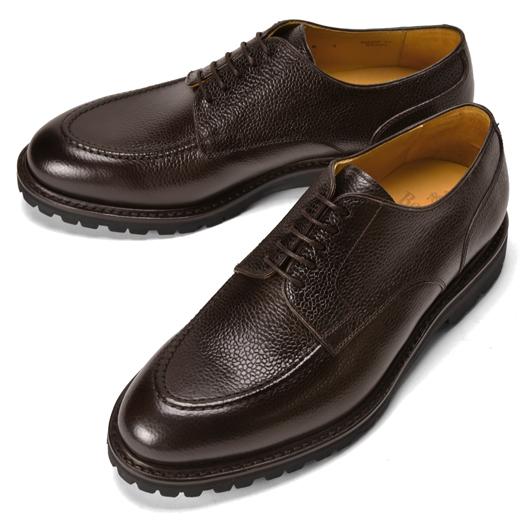 バーウィック BERWICK Uチップ 4168 グレイン ダークブラウン country calf 【ドレスシューズ 革靴 ビジネスシューズ メンズ インポート】