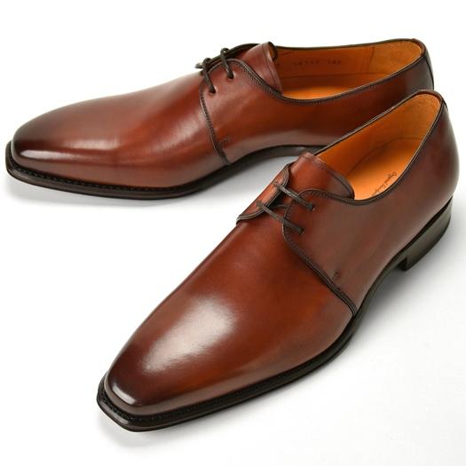 コードウェイナー CORDWAINER プレーントゥ 16117 ブラウン cuero 【ドレスシューズ 革靴 ビジネスシューズ メンズ インポート】