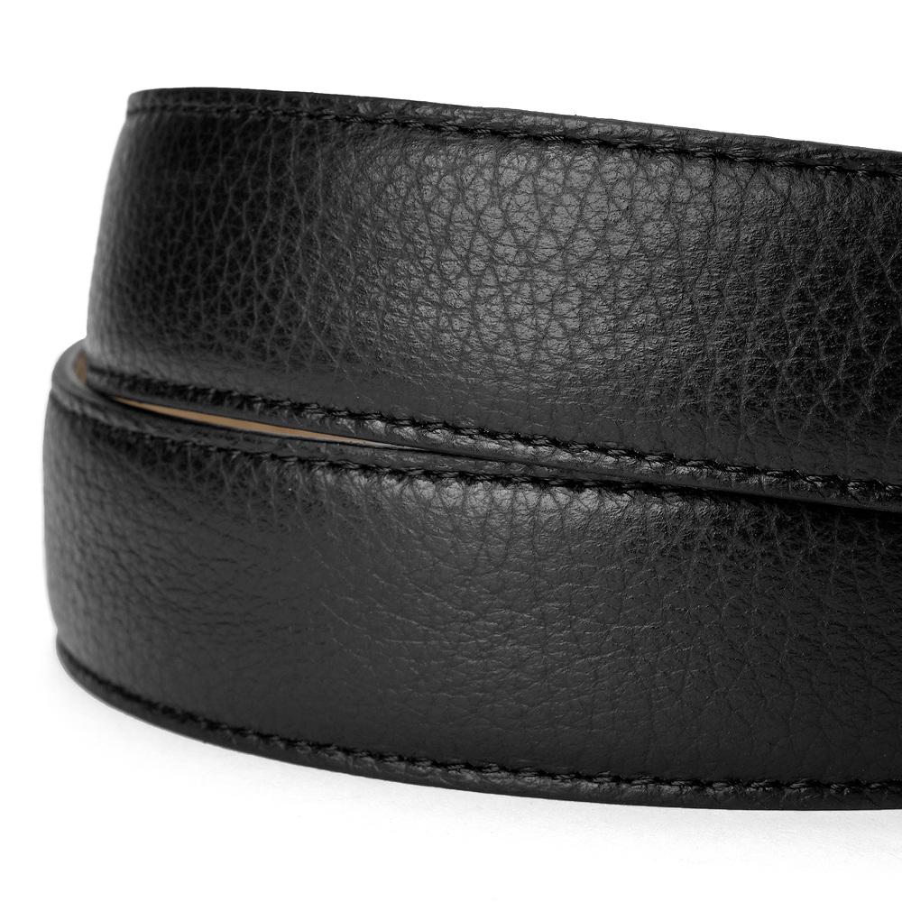 サドラーズ Saddler's カーフベルト シボ革 グレイン3 0cm幅SG03 ブラック メンズ ベルト ビジネスv0PmNy8nwO