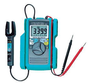 共立電気計器 AC/DCクランプ付マルチメーター 2001