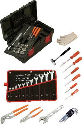 スーパーツール プロ用標準工具セット 12.7mmタイプ S6500N