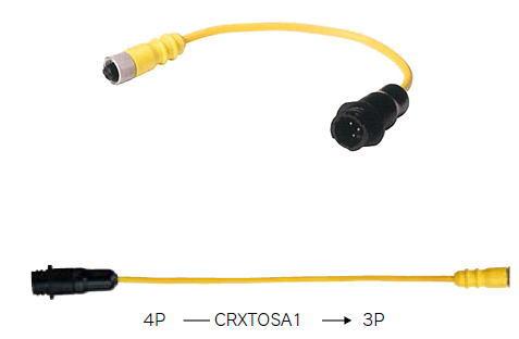BBKテクノロジーズ フロート変換コネクター CRXTOSA1