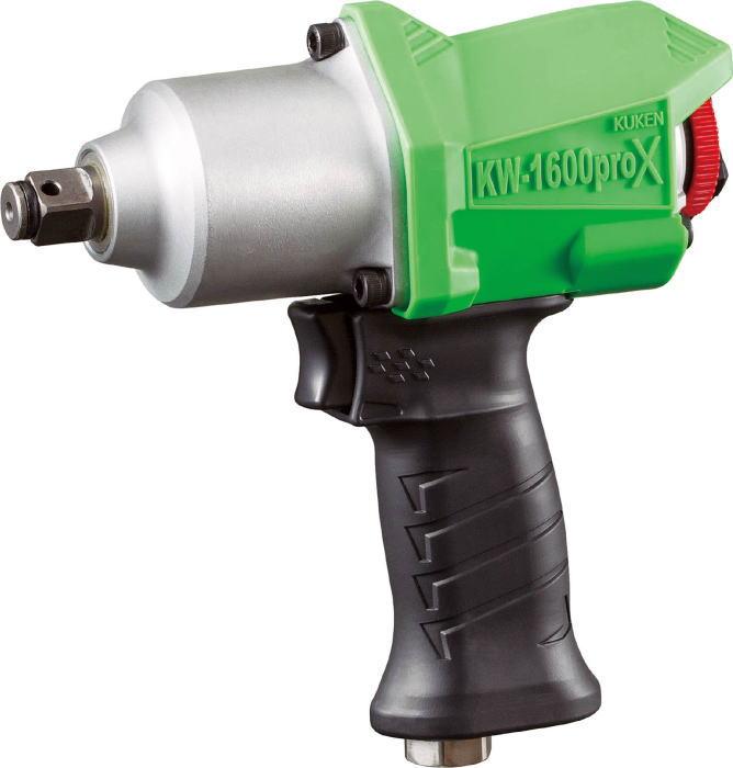 空研(KUKEN) N型エアーインパクトレンチ 12.7mm角 KW-1600proX