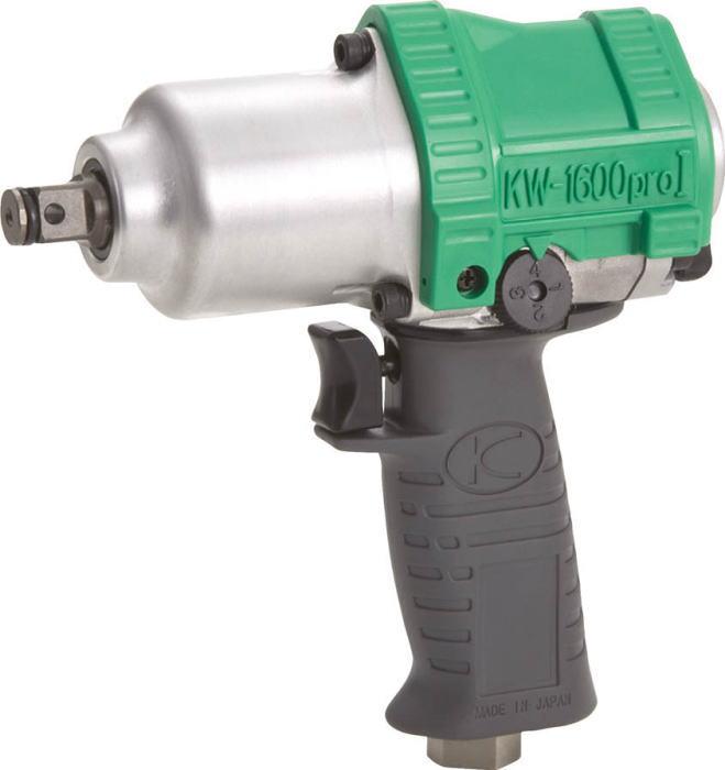 空研(KUKEN) 産業用N型エアーインパクトレンチ 12.7mm角 KW-1600proI