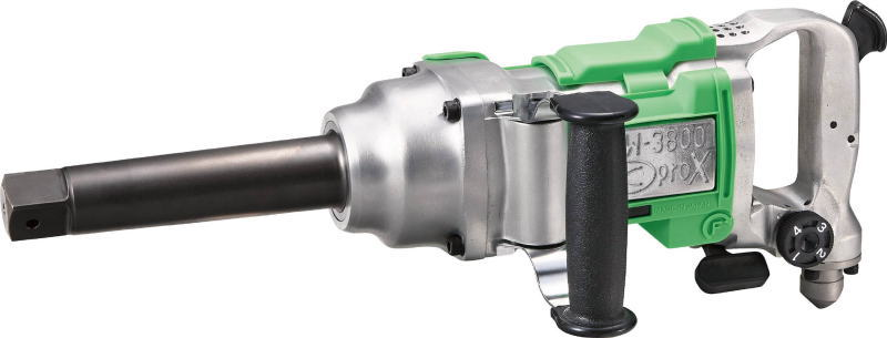 空研(KUKEN) N型エアーインパクトレンチ 25.4mm角 KW-3800proXGL