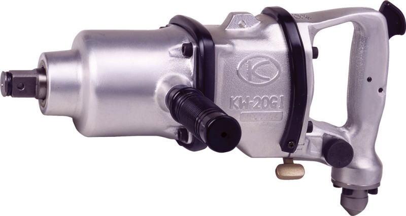 空研(KUKEN) 中型エアーインパクトレンチ 19mm角 KW-20GI