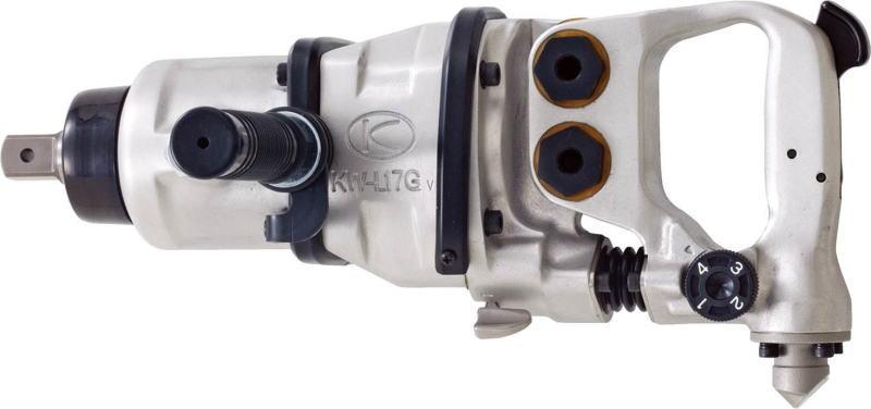 低価格 空研 KUKEN 中型オイルバスインパクトレンチ防振型 19mm角 KW-L17GV, SUGAR TIME 3f9ec524