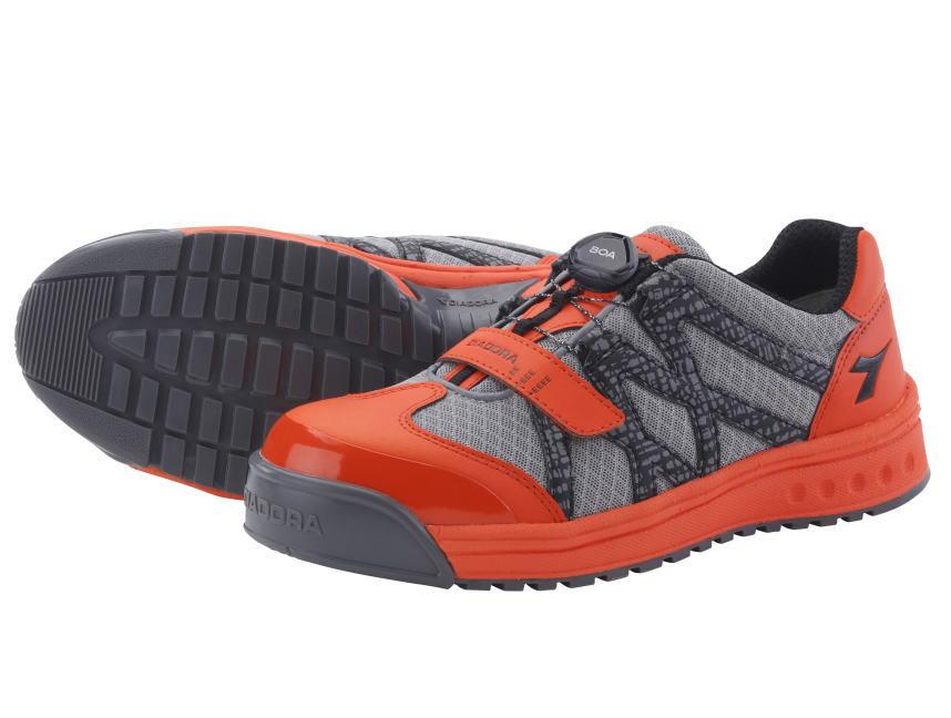 "DIADORA(ディアドラ) 安全作業靴""ピピット"" PP-728/27.5cm"