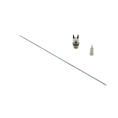 ハーダー&ステンベック エアーブラシ インフィニティ用 ノズルベースセット 0.4mm