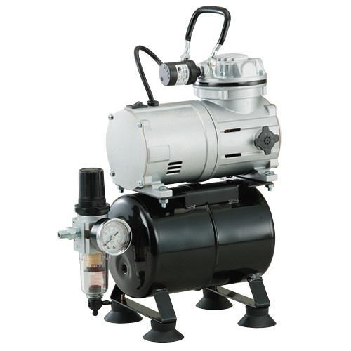 エアテックス タンク付きエアーコンプレッサー APC002D