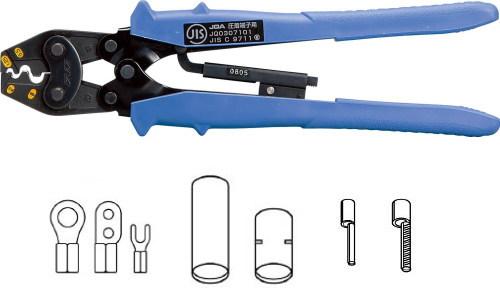 泉手動壓接工具裸體 pin /PB形管 5N18