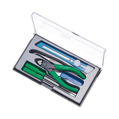 細かい作業もOK!プラモデル用の工具セット、工具箱のおすすめはどれ?