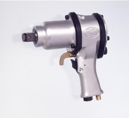 空研(KUKEN) N型エアーインパクトレンチ KW-2000PS 19mm角 19,21HEXソケット付き