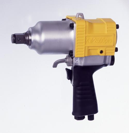 空研(KUKEN) N型エアーインパクトレンチ KW-2500proS 19mm角 27、30、32HEXソケット付き