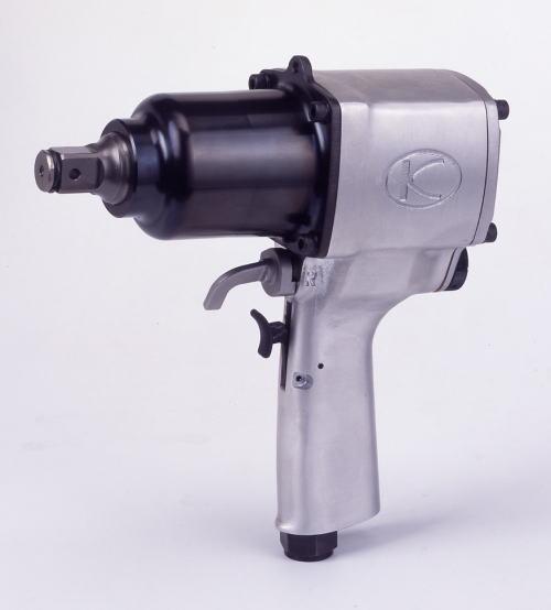 空研(KUKEN) N型エアーインパクトレンチ KW-2800PAS 19mm角 27、30、32HEXソケット付き