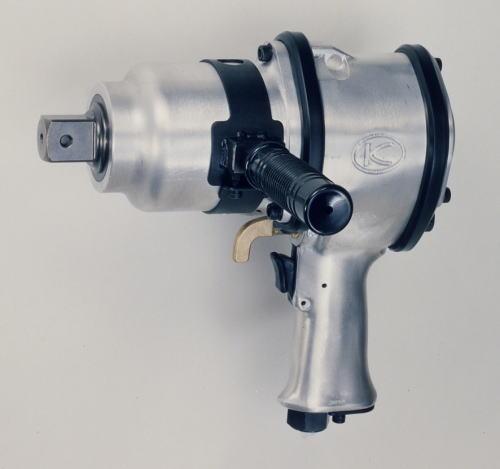 空研(KUKEN) N型エアーインパクトレンチ KW-3800PS 25.4mm角 27、30、32HEXソケット付き
