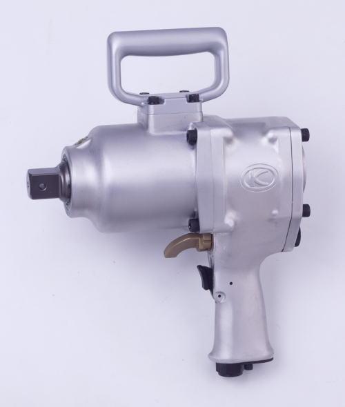 空研(KUKEN) N型エアーインパクトレンチ KW-4500P-S 25.4mm角 32、35、41HEXソケット付き