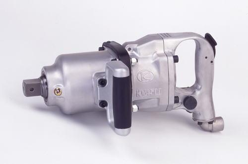 空研(KUKEN) N型エアーインパクトレンチ KW-4500G-S 25.4mm角 32、35、41HEXソケット付き