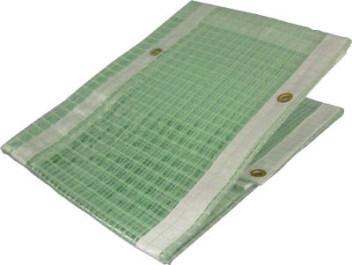 ユタカ(Yutaka) UVカット透明糸入シート 1.78×3.60m