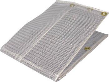 ユタカ(Yutaka) 透明糸入シート 1.78×3.60m