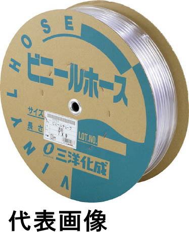 三洋化成 透明ホース 15×20mm 50m巻き