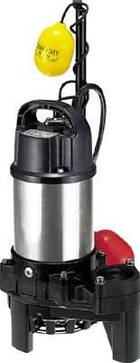 鶴見製作所 雑排水用水中ハイスピンポンプ バンクスシリーズPN型 自動運転形 三相200V 60Hz 吐出量:80、全揚程:10.0m、口径:50mm