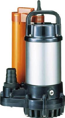 鶴見製作所 汚水用水中ポンプ 自動運転形 単相100V 60Hz 吐出量:100、全揚程:4.0m、口径:32mm