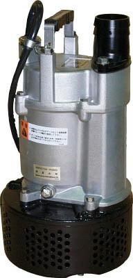 桜川ポンプ製作所 一般工事用水中ポンプ 自動運転形 電源コード5m 単相100V 60Hz 吐出量:100、全揚程:8.0m、口径:50mm
