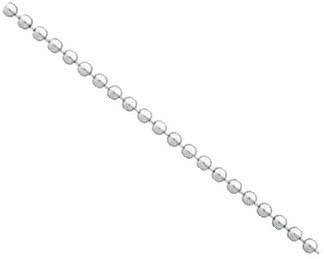 ニッサチェイン ステンレス製ボールチェーン 4.5径×30m巻き