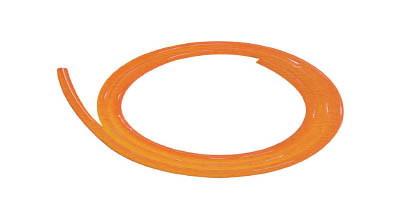 SMC ポリウレタンチューブ 一般空気圧配管用 12mm×8.0mm 橙色 100m