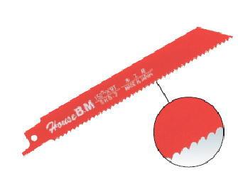 ハウスBM セーバーソーブレード(替刃) 鉄管財175以下 鋼材1.5-4