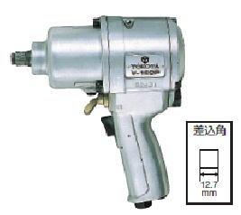 ヨコタ工業 エアインパクトレンチ 能力ボルト 16mm