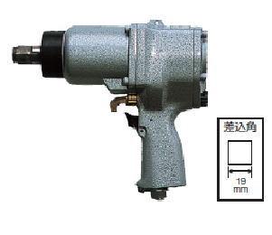 ヨコタ工業 エアインパクトレンチ 能力ボルト 23mm