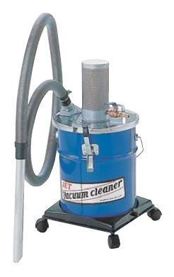 三立機器 業務用掃除機エアー式ペール缶クリーナー(乾湿両用)A-250
