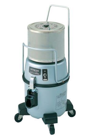 日立 業務用掃除機クリーンルーム用乾式CV-G104C