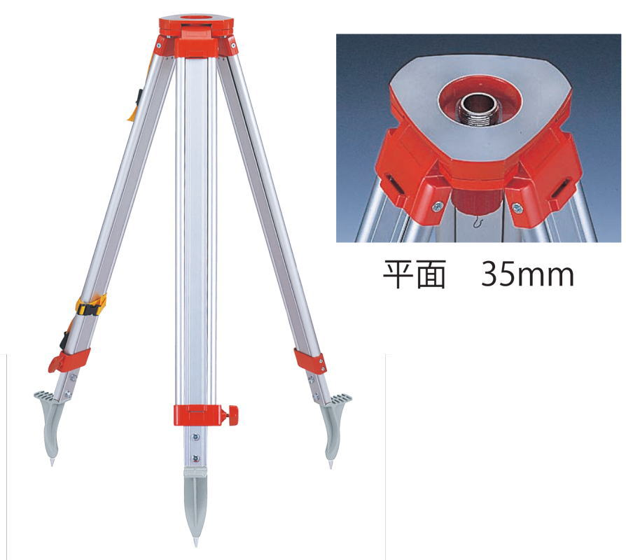 マイゾックス ランドレッグ(NEWモデル) オレンジ 35mm・平面 LAN2-OT
