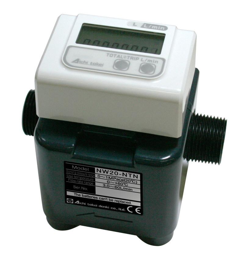 愛知時計電機 瞬間積算流量計 NW20-NTN