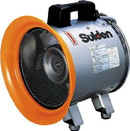 Suiden(スイデン)送風機 ステンレス製防食型 三相200V ハネ300mm