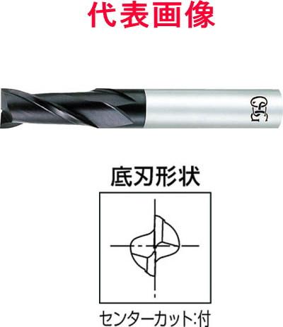 OSG FXエンドミル 2枚刃:刃長:ショートタイプ 14.0×26.0×85mm シャンク径:12mm