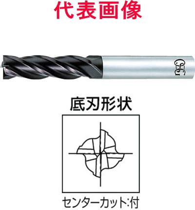 OSG FXエンドミル 4枚刃:刃長:ロングタイプ 20×56×125mm シャンク径:20mm