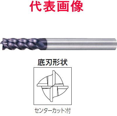 三菱日立ツール 超硬エンドミル エポックパワーミル 4枚刃:刃長レギュラー 19×32×125mm シャンク径:20mm