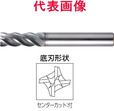 三菱日立ツール 超硬エンドミル エポックSUSマルチ 4枚刃:刃長レギュラー 9×22.5×74mm シャンク径:10mm