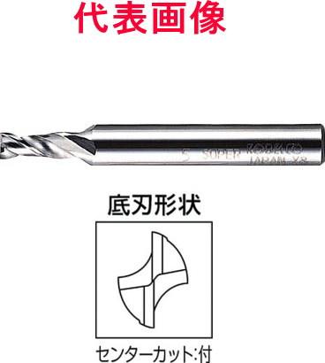三菱マテリアル HSSエンドミル KHAスーパーエンドミル 2枚刃 刃長ショート アルミ用エンドミル 12×22×85mm シャンク径:12mm
