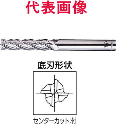 最前線の OSG HSSエンドミル XPMエンドミル 4枚刃 刃長ロング 37×105×205mm シャンク径:32mm:工具のお店 モンジュSHOP-DIY・工具