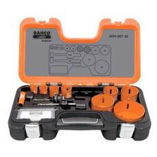 BAHCO(バーコ) 替刃式ホルソー バイメタルホールソーセット 16