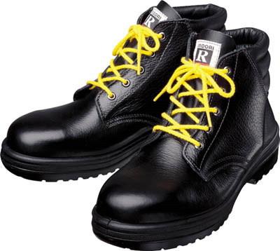 ミドリ安全 特殊静電上編安全靴ラバーテック