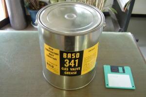 アメリカ・ヨーロッパで人気の お徳用缶入米国製BASOグリース