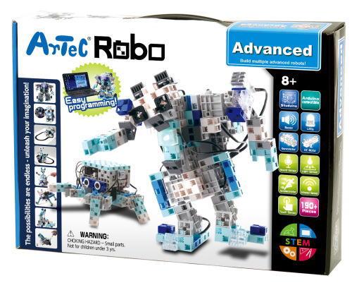 Artec(アーテック)ブロック ロボティストシリーズ アドバンズ