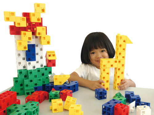 Artec(アーテック)ブロック 大きなLサイズブロック 120個入
