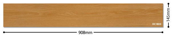 かんたん施工でラクラクリフォーム デコリカクリック 15枚入り(1.97m2) DC1803